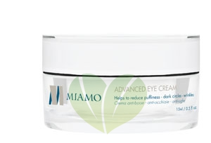 Miamo longevity plus advanced eye cream 15 ml crema anti-borse anti-occhiaie ant