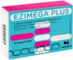 Biofutura Pharma spa Ezimega Plus 20 CPS