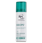 RoC Linea Deodoranti Keops Deodorante Spray Fresco Vaporizzatore No Gas 100 ml